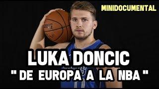 Luka Doncic -″ De Europa a la NBA″ | Mini Documental NBA
