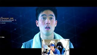 Ninja Reacts to ″FORTNITE The Movie (Official Fake Trailer)″ by nigahiga