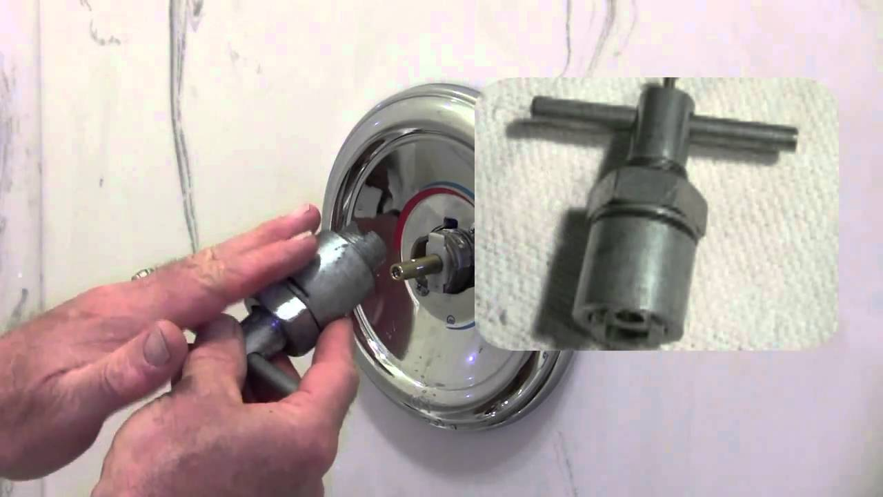 Valve Replacement: Shower Mixer Valve Replacement