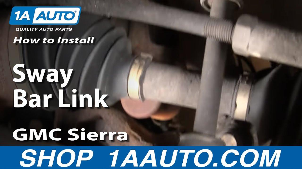 2002 Chevy Silverado Front End Parts