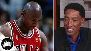 Scottie Pippen remembers Michael Jordan's iconic 1997 Flu Game | The Jump | ESPN