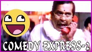 Brahmanandam & AVS Back to Back Comedy Scenes - Aayanakiddaru Movie