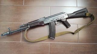 [SLOVENSKY] Moja vlastnorucne upravena E&L AK74 Marec 2017