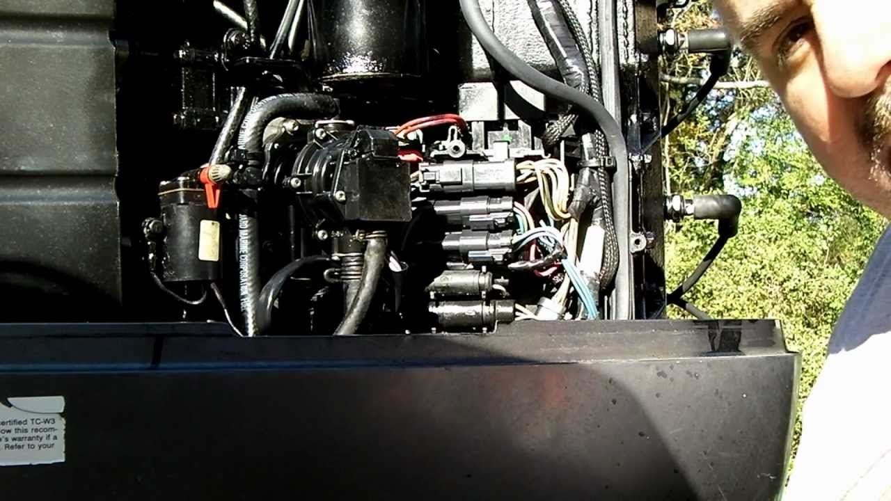 2007 Cbr1000rr Wiring Diagram How To Change Your Johnson Or Evinrude Vro Fuel Pump