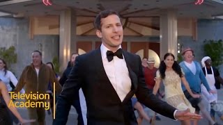 2015 Emmys | Andy Samberg's Opening Routine