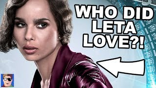 Who Did Leta Say ″I Love You″ To? | Fantastic Beasts Theory