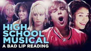 ″HIGH SCHOOL MUSICAL: A BAD LIP READING″ - Bad Lip Reading and Disney XD Present: