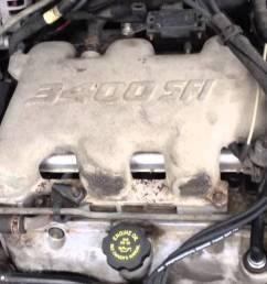 chevy enthusiasts forums chevrolet venture 3400 v6 fuel pressure regulator 99 grand am strange engine noise 3 4l [ 1280 x 720 Pixel ]