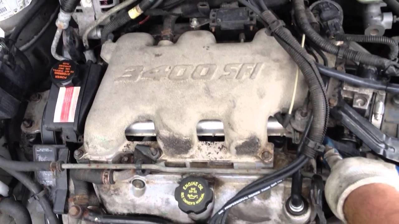 hight resolution of chevy enthusiasts forums chevrolet venture 3400 v6 fuel pressure regulator 99 grand am strange engine noise 3 4l
