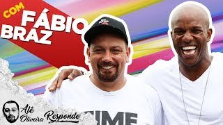 ″ATÉ HOJE PEGO REBOTE DO ROMÁRIO″, FÁBIO BRAZ - ALÊ OLIVEIRA RESPONDE #63