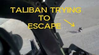 Raw Combat - KIOWA DESTROYS TALIBAN TRYING TO ESCAPE