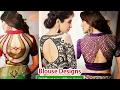 Blouse Back Neck Designs For Pattu Sarees ,Kurtis and Dresses