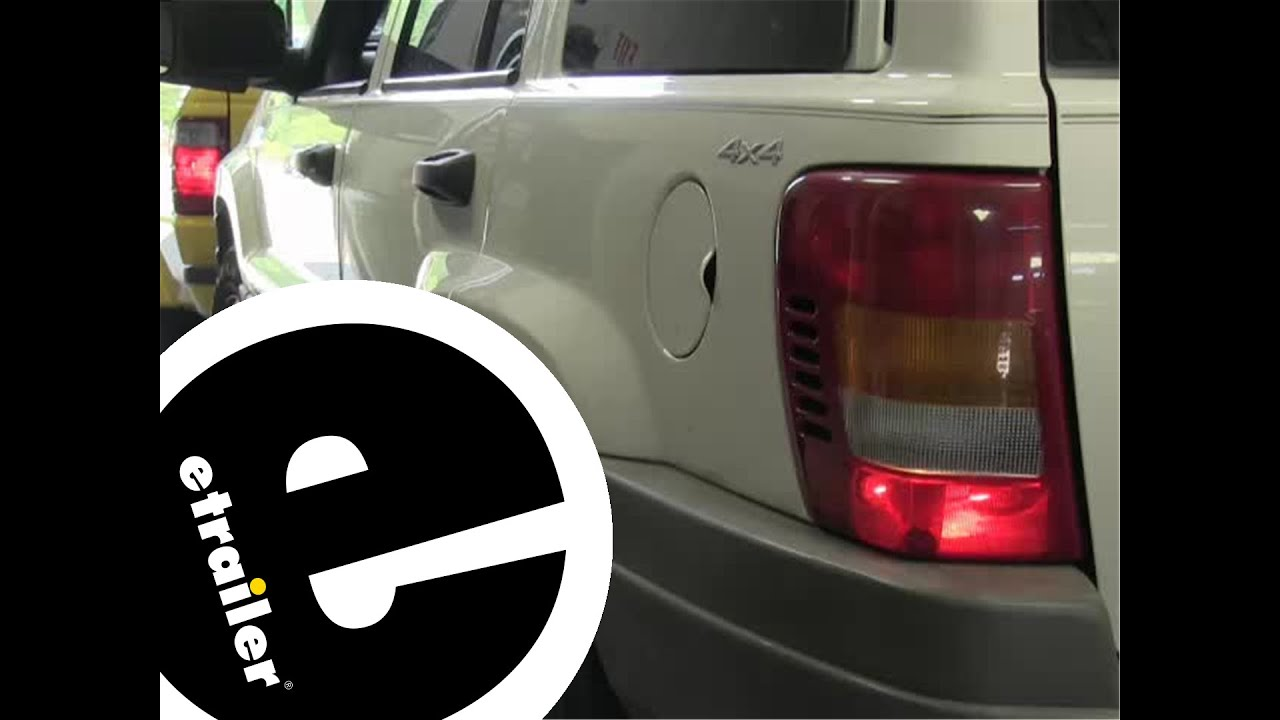 Wiring Diagram On 2000 Jeep Cherokee Tail Light Wiring Diagram