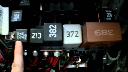 small resolution of 1997 cabrio fuse panel box washer box panel wiring diagram 2011 bmw 328i fuse box location