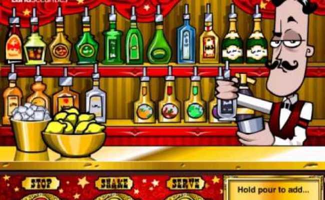 Y8com Games Bartender The Right Mix Eszterman Y8 Games