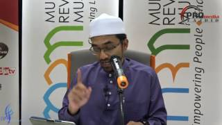 Memberi Salam Dan Bila Waktu Palingkan Muka Ke Kanan/Kiri - Dr. Rozaimi Ramle