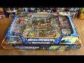 Pokemon Mega Powers Collection Box Opening