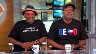 Spike Lee, real-life Ron Stallworth talk new film ″BlacKkKlansman″