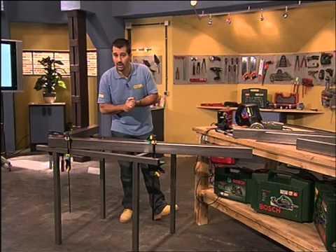 Construye tu propia Mesa para el jardn con hierro y madera  YouTube