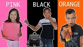 I'll buy ANY school Supplies in your ColoR! Winner gets SHOPPING SPREE!