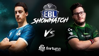 EBL Showmatch: Fortuna Tunas vs Nexus Gaming