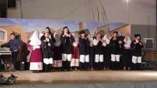S'aggesa - Grupu ″Tuffudèsu″ de Osile (Atzàra - Santa Maria de Josso 2014)