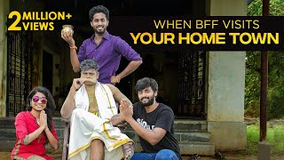 When BFF visits your Hometown | Pongal Special | Awesome Machi | English Subtitles