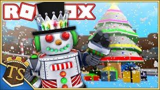 JULE-MINIGAMES I ROBLOX! - Epic Minigames   Dansk Roblox