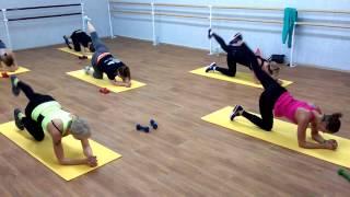 Высокоинтенсивная интервальная силовая тренировка High-intensity interval power training