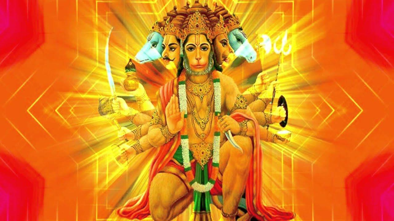 Lord Shiva 3d Wallpapers 1920x1080 Panchmukhi Hanuman Kavach By Prem Prakash Dubey Youtube