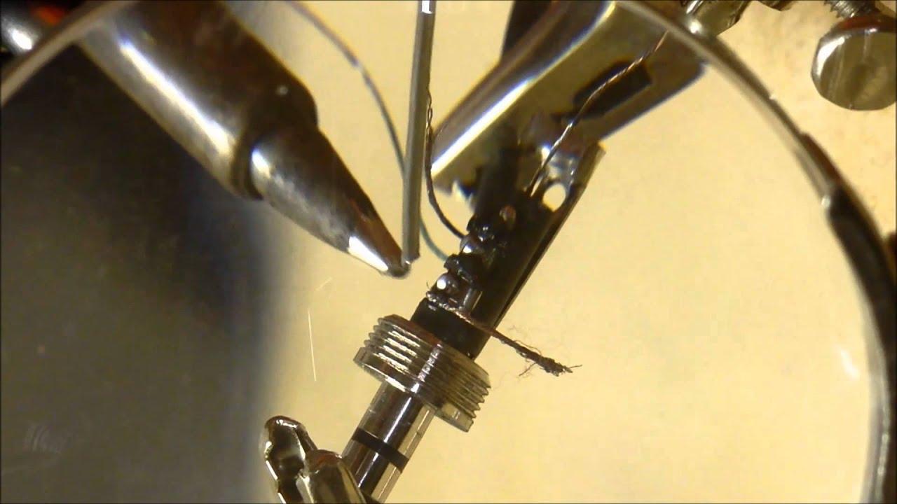 hight resolution of 3 5mm jack wiring