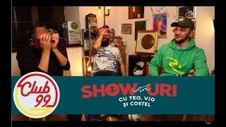 Podcast #166 | Scoala si joaca cu Macanache | Intre showuri cu Teo Vio si Costel