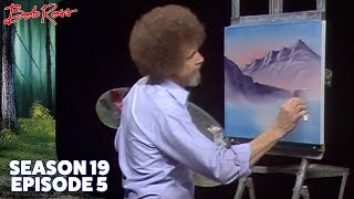 Bob Ross - Camper's Haven (Season 19 Episode 5)