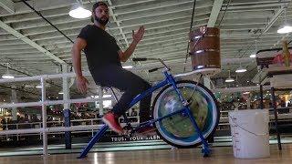 This Bike makes ICE CREAM!!