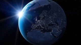 Dünyanın Uzaydan Çekilmiş Muhteşem 22 Gece Fotoğrafı
