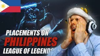 MY PHILIPPINES PLACEMENTS GAVE ME A MENTAL BREAKDOWN - Cowsep