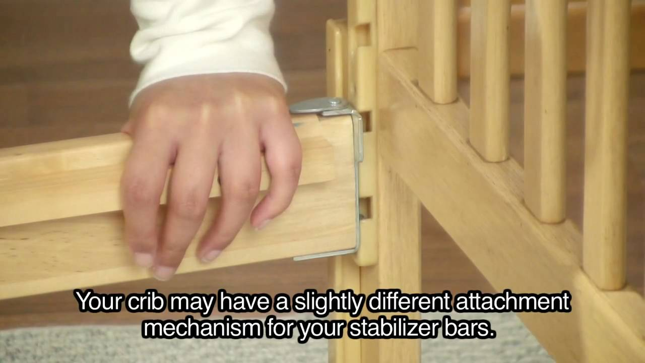 Mattress Support Bars Stabilizer Bars Assembly