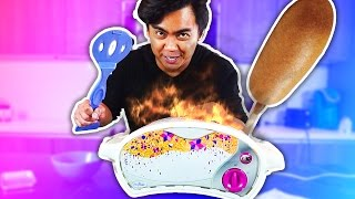 THE MAGICAL EASY BAKE OVEN!