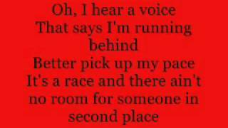 I'm In A Hurry - Alabama - Lyric