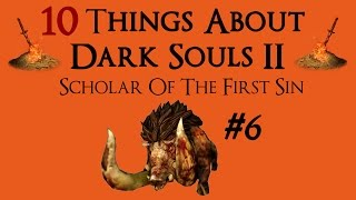 Scholar of the First Sin - 10 Things you might not know