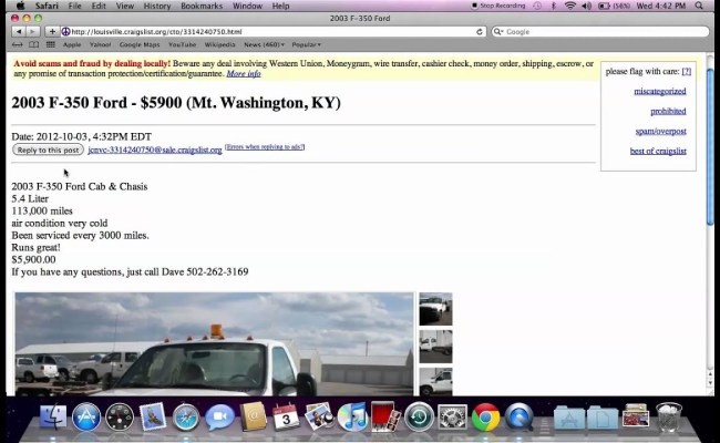 Craigslist Kentucky Cars By Owner