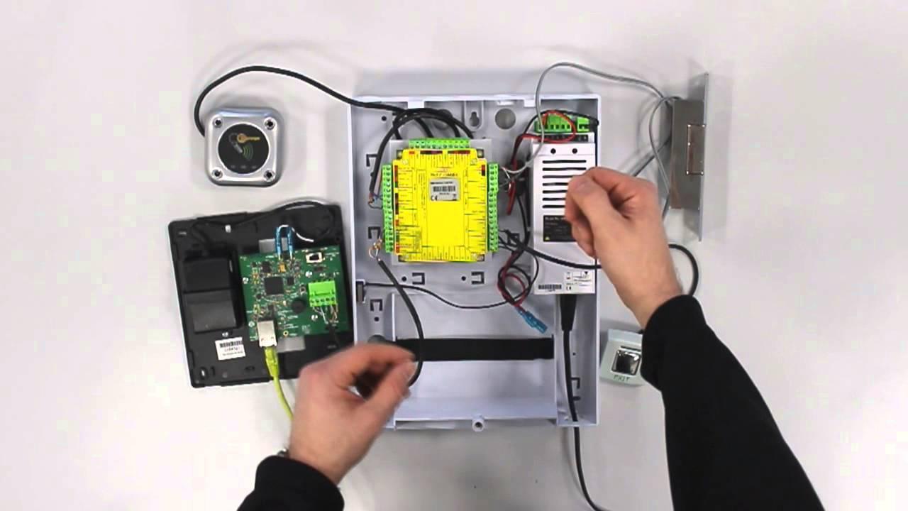 Further Electric Door Strike Wiring Diagram On Cat Wiring Diagrams
