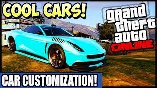 AWESOME CUSTOM PAINT JOB!! (Adder) Grand Theft Auto V Free