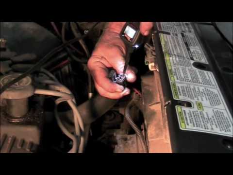 1994 Mercury Grand Marquis Fuse Box Cooling Fan Doesn T Work Youtube