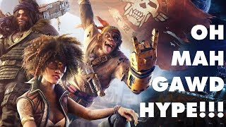 BEYOND GOOD AND EVIL 2 OH MAH GAWD HYPE! - I'm Glad The Pig Said Fuck