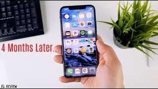 4 months later - Do I regret buying the iPhone X??