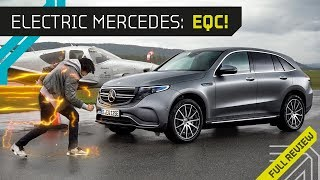 Mercedes Benz EQC EV! Electrifying the Star!!
