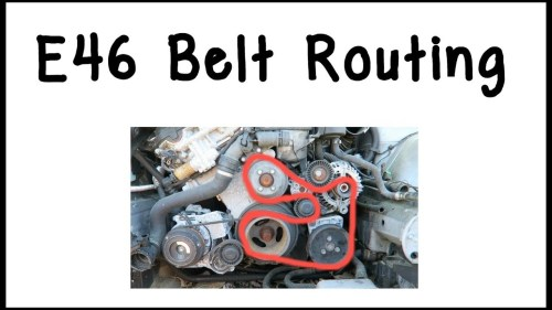 small resolution of belt diagram also 2000 bmw 323i belt diagram also 2003 bmw 325i belt belt diagram also