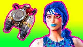 Jetpacks + Grapplers + Loot Lake! 🔥 Fortnite Battle Royale NEW Close Encounters LTM Gameplay