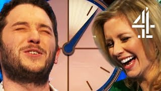 Jon Is ″F***ing Embarrassed″ With Himself | Jon Richardson Best of 8 out of 10 Cats Does Countdown